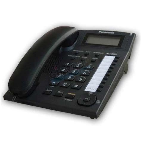 telefoni per ufficio con centralino telefono fisso panasonic display tastiera e vivavoce per