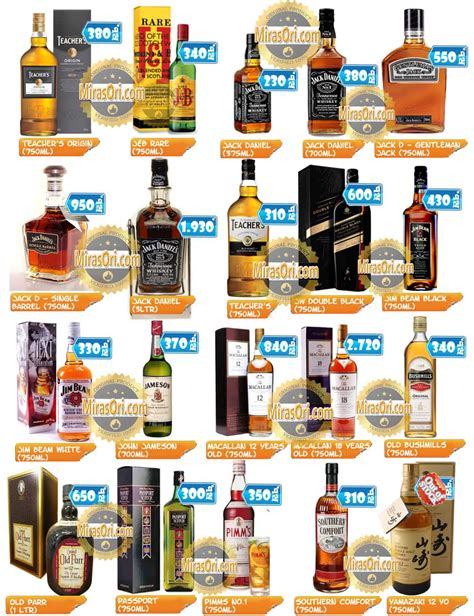 Jual Miras Import 100 Original by Jual Miras Wine Import Cukai Original 100 Wine Spirit