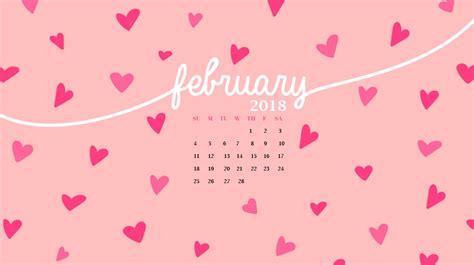 Calendar 2018 Valentines Day February 2018 Hd Calendar Calendar 2018