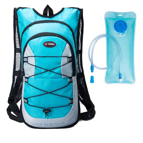 quality outdoor cycling backpack water bag ultralight