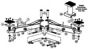2 post lift wiring diagram car repair manuals and wiring
