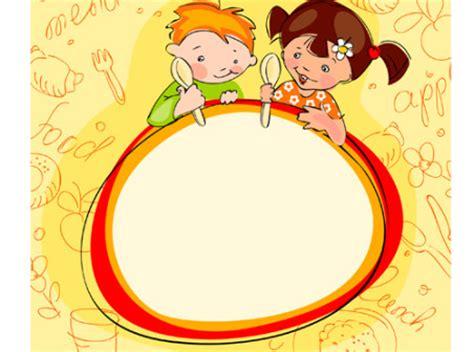 Design Website Free hand drawn school kids vector background material 04