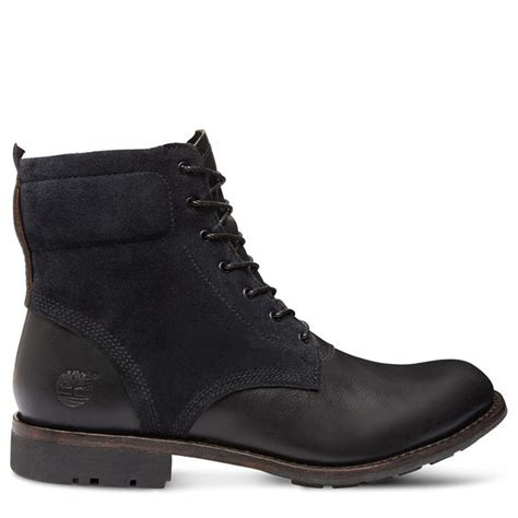 clearance timberland black city premium 6 inch side