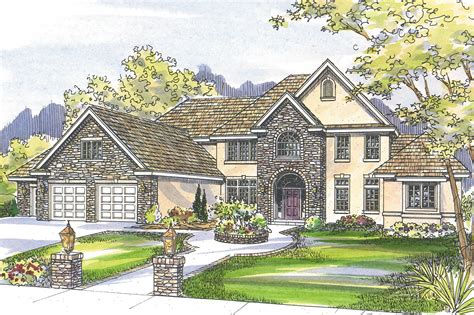 European House Plans by European House Plans Avalon 30 306 Associated Designs