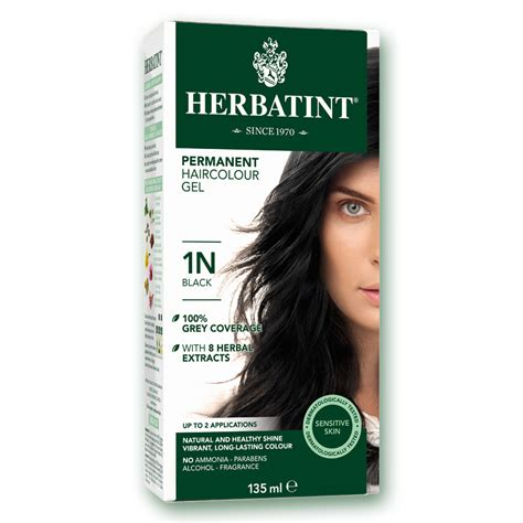 based hair color herbatint quot n quot series herb based hair colour no