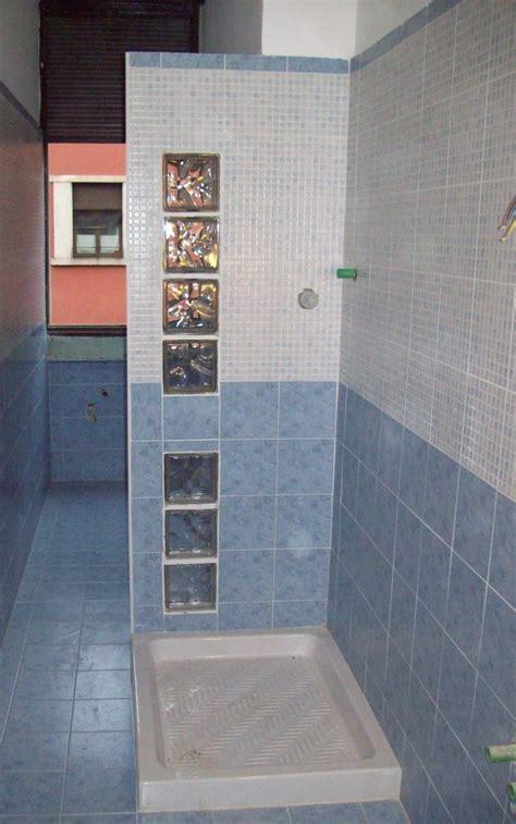 mattoni vetrocemento per doccia vetrocemento per doccia pareti in vetrocemento in