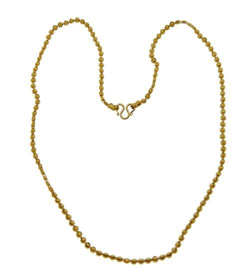 kothari jewelry regular 22kt gold handmade taali chain