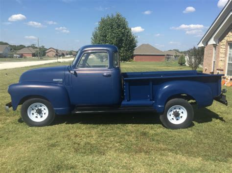 chevrolet 1950 truck for sale 1950 chevrolet 3600 5 window chevy truck for sale