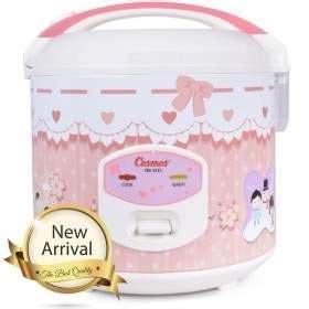 Cosmos Crj 3306 Rice Cooker 1 8 L harga cosmos crj 3232 spesifikasi september 2018 pricebook