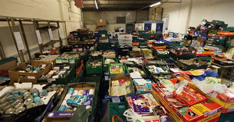 Northeast Food Pantry by One Million In The Uk Are Using Food Banks