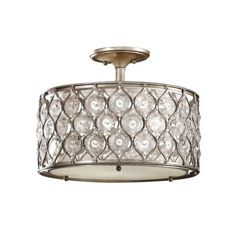 elstead lucia semi flush ceiling light lighting your home