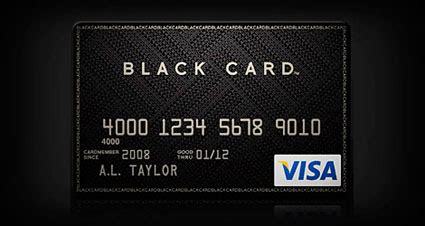 american express black card template the new visa black card to compete with the amex centurion