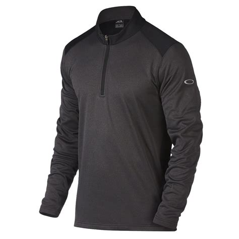 Sweater Oakley 1 Original 1 oakley golf 2016 o hydrolix range 1 4 zip cover up mens golf athletic pullover ebay