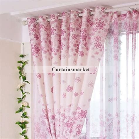 flower pattern curtains purple patterned curtains brilliant cute purple bear