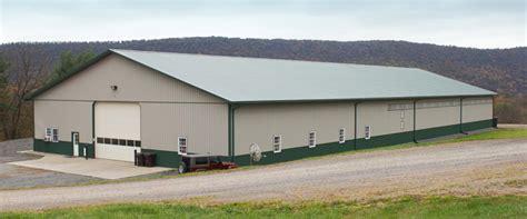 pole barns pole buildings timberline buildings