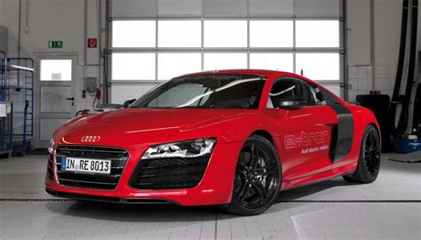 Audi R8 E Tron by Audi Quot R8 E Tron Electric Supercar Won T Go On Sale Quot