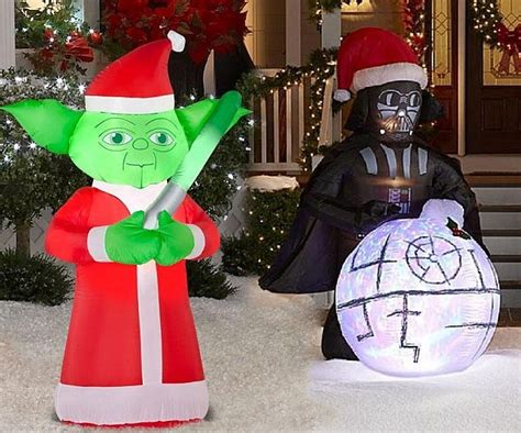 new step by step roadmap for star wars christmas yard