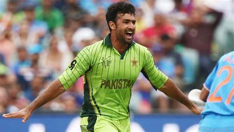 sohail khan india vs pakistan icc cricket world cup 2015