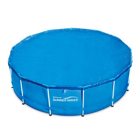 Cover Walmart by Summer Waves Adjustable Pool Cover Walmart