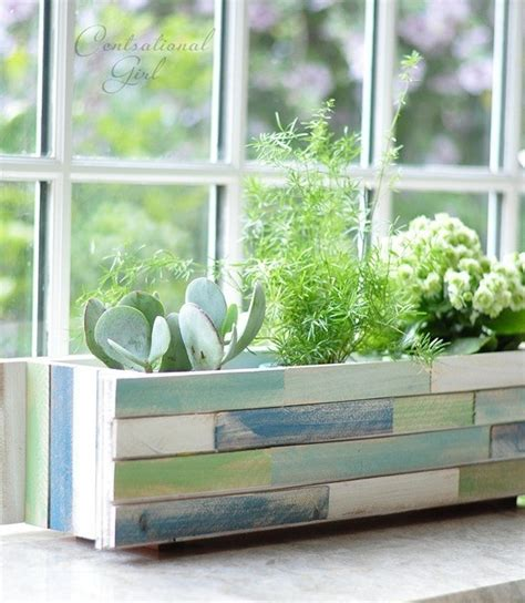 Planter Windows by Mike Learn Wooden Window Box Diy