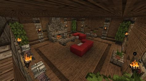 interior ideas minecraft project