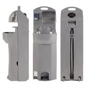 portable washing sink polyjohn portable washing sink handstand 2 psw2