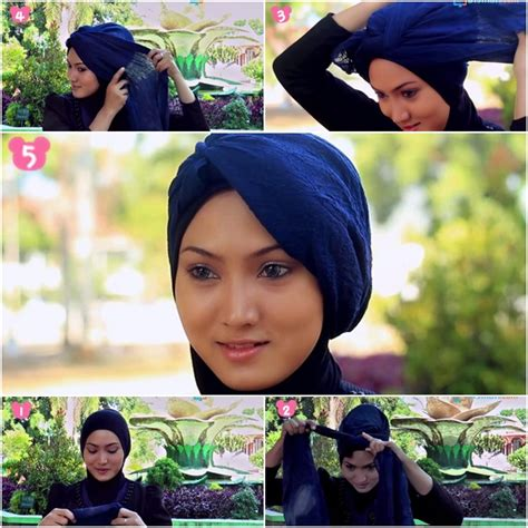 video tutorial hijab pesta pashmina tutorial hijab pashmina pesta newhairstylesformen2014 com