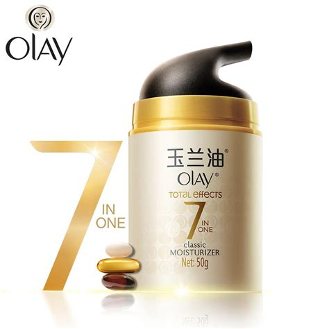 Olay Total Effect 50 Gram olay total effects moisturizing 50g light pattern