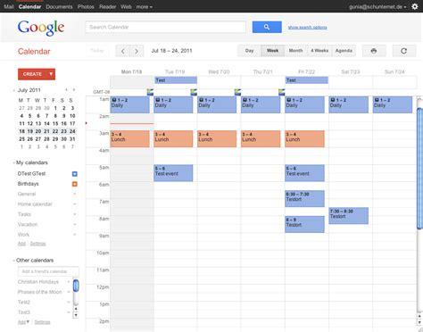 Cgoogle Calendar Computer Ical Outlook 1 5 62