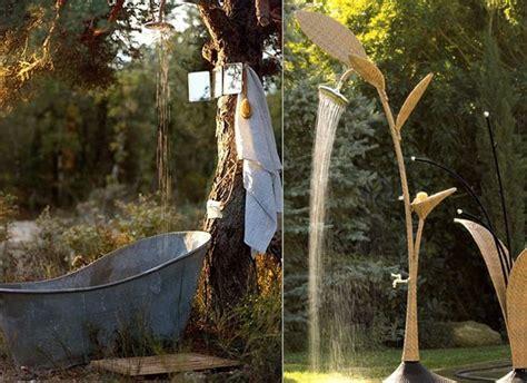 garden shower ideas 20 irresistible outdoor shower designs for your garden