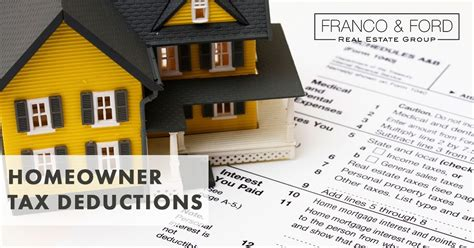 top home tax deductions that decrease your tax burden
