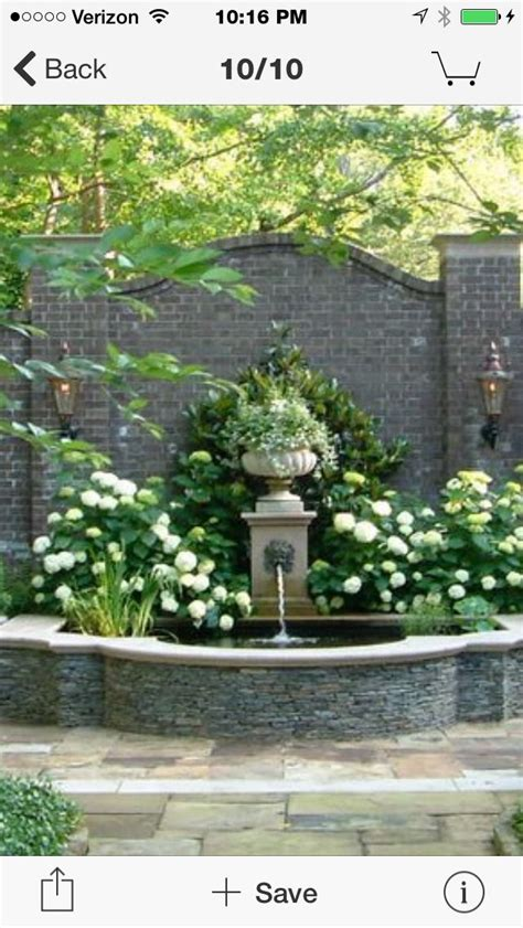 wall garden fountains 25 unique wall water features ideas on wall