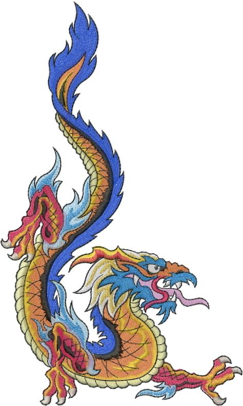 chinese dragon embroidery design annthegran