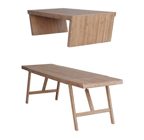 tt01 convertible table from tom rossau design milk