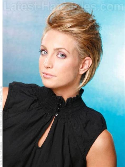 big volum short hairstyles prom hairstyles for short hair pictures and how to s