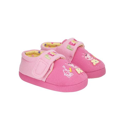 pig house shoes peppa pig slippers find it for less