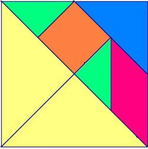 figuras geometricas que forman el tangram un puzzle muy peculiar un paseo por las matem 225 ticas