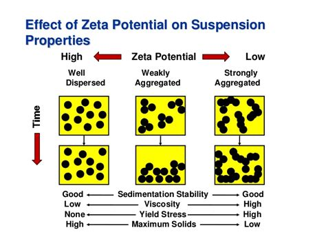 protein zeta potential overview of zeta potential concept measurement use and