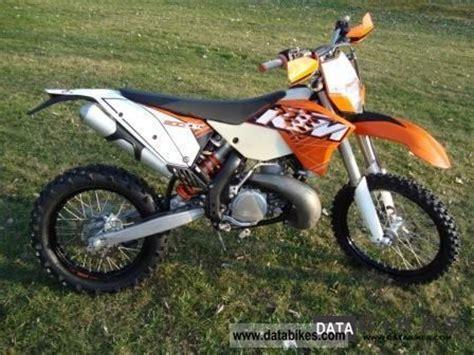2011 Ktm 300 Exc 2010 Ktm 300 Exc 2011