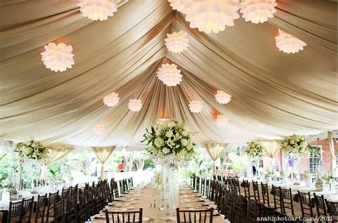 Wedding Tent by Wedding Tents 201 How To Accessorize Your Wedding Tent