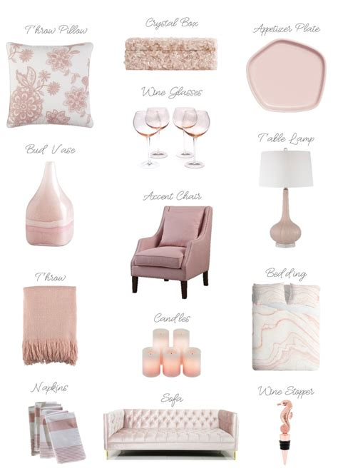 blush pink decor blush pink is a new home decor neutral porch daydreamer
