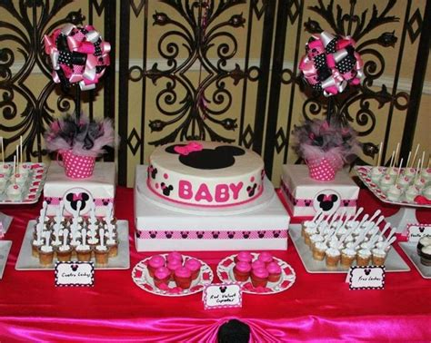themes of girl pink baby shower themes for girls 2015