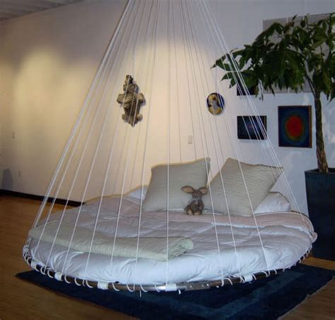 Unique Round Bed Ideas That Will Give Your Bedroom A