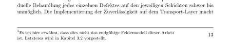 Footnote Format In Latex | footnote in footer tex latex stack exchange