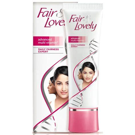 Fair Lovely Mukti Vitamin 25 Gr fair lovely advanced multi vitamin for daily