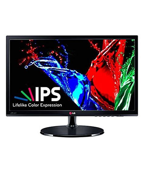 Monitor Led Lg 19mb35d Ips Kotak Berkualitas lg ips led monitor 24ea53vq buy lg ips led monitor 24ea53vq at low price in india