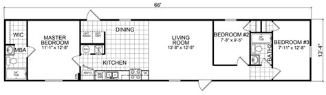 1999 redman mobile home floor plans 14 x 70 floor plans only house design and decorating ideas