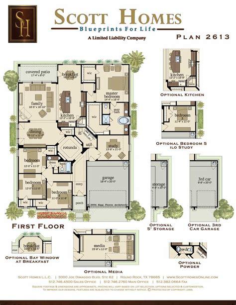 scott homes plan 2185 scott homes plan 2613