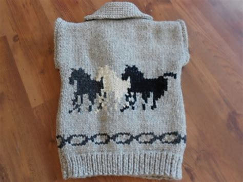 knitting pattern horse sweater reader request sweaters with horse patterns free
