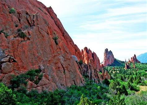 beautiful rock formation picture of garden of the gods